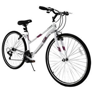 Columbia FitnessX 700c Women's Fitness Hybrid Commuter Bike Review
