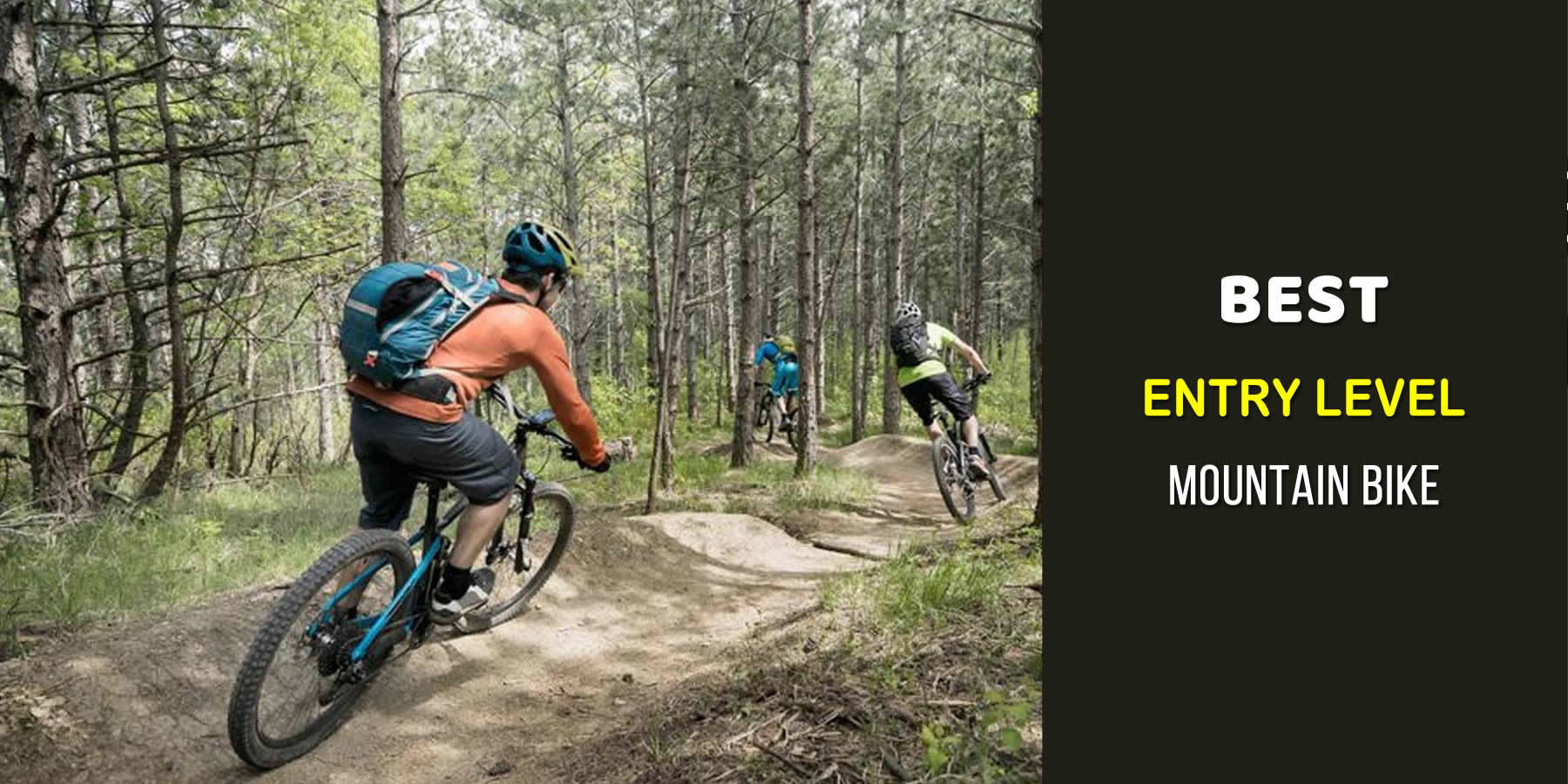 Best Entry Level Mountain Bike In 2019 Top Models Compared