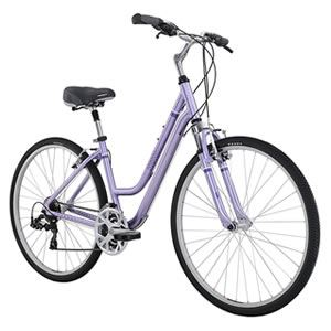 Diamondback 2016 Women's Vital 2 Complete Hybrid Bike