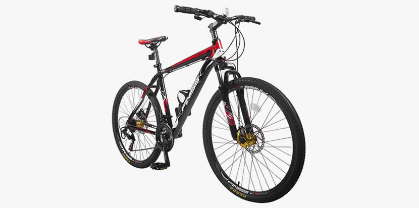 "Merax Finiss 26"" Mountain Bike with Disc Brakes Review"