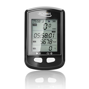 POSMA DB2 Bluetooth GPS Cycling Bike Computer