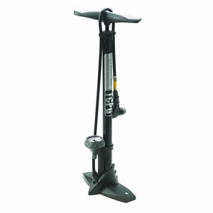 Serfas TCPG Bicycle Floor Pump Review