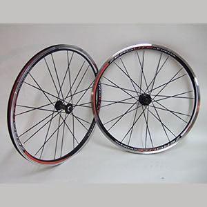 26 inch Vuelta Zerolite Comp SE Shimano Hubs Wheel Set