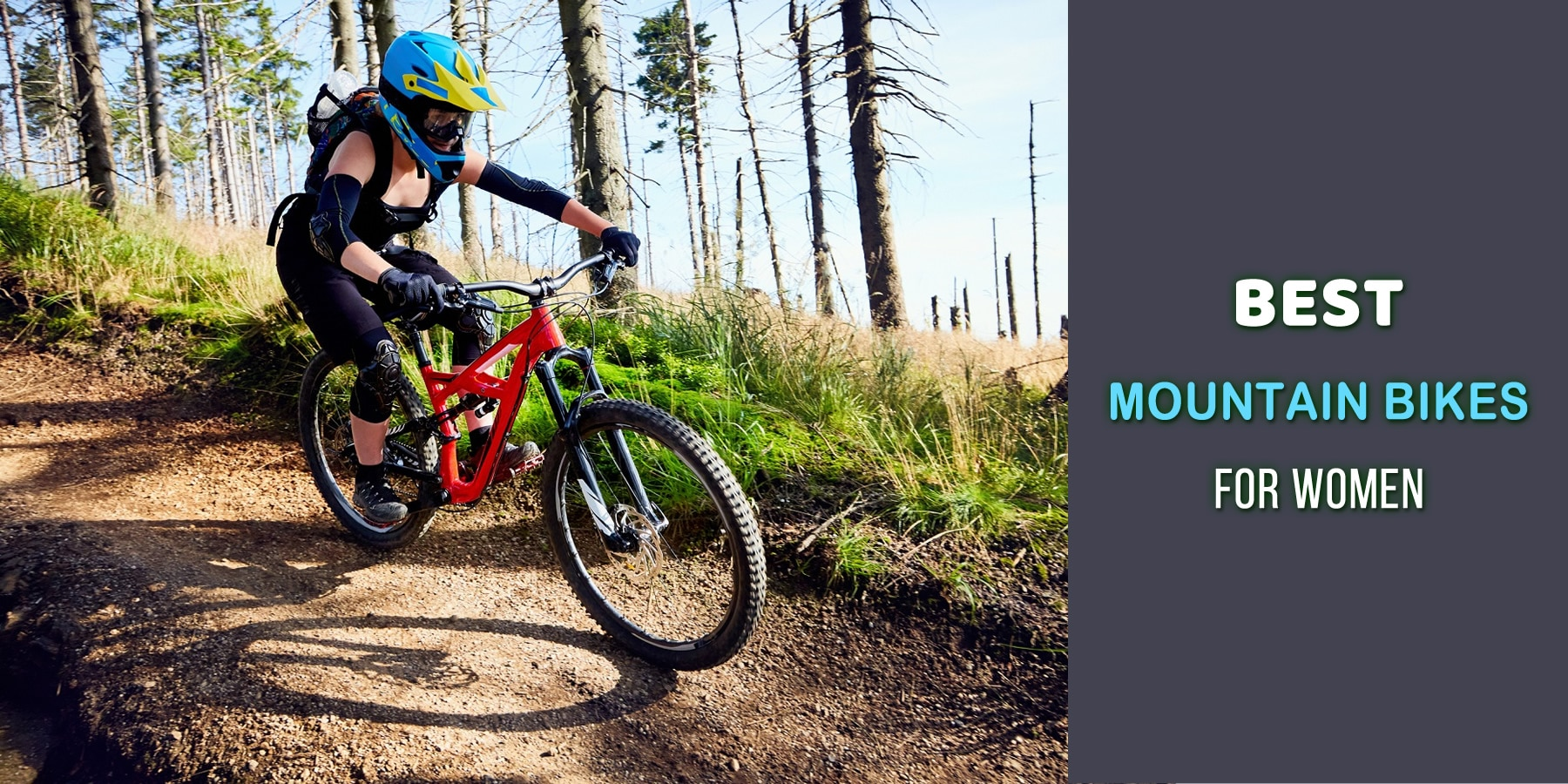 Best Mountain Bikes For Women In 2019 Recommended By Experts
