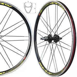 ountain Bike Wheel Wheelset Shimano 8 9 10 Speed Review