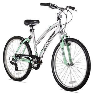 Northwoods Pomona Women's Dual Suspension Comfort Bike Review