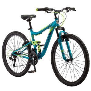 DETAILS OF THE MONGOOSE STATUS WOMEN'S MOUNTAIN BIKE