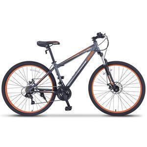"ORKAN 27.5"" Full Suspension Mountain Bike & Hybrid Bike"
