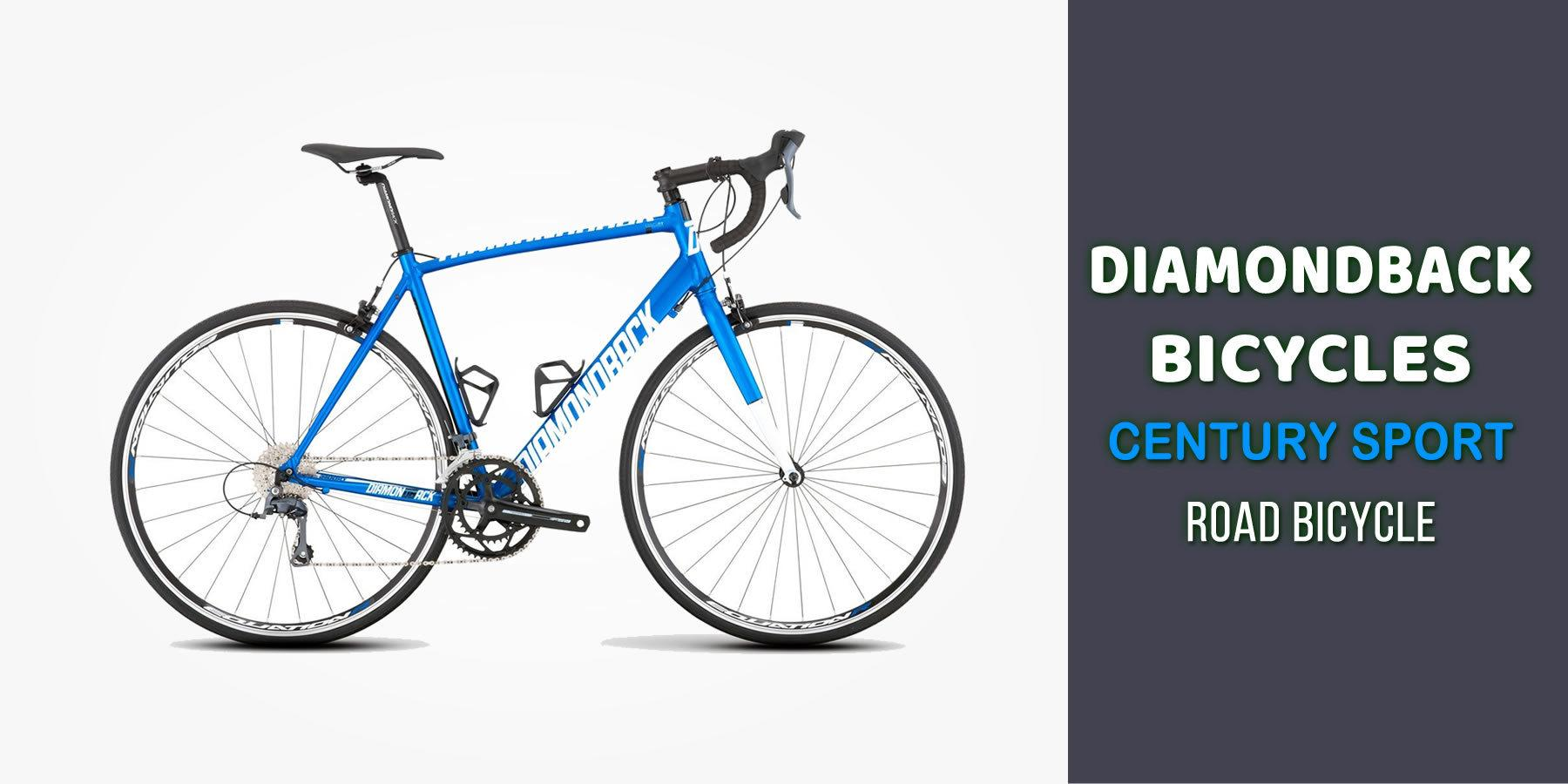 c6ed4592604 Diamondback Bicycles Century Sport Road Bicycle Review