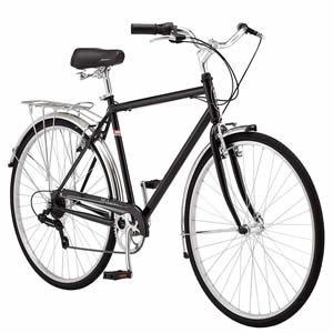 Schwinn Men's Wayfarer Hybrid Bike
