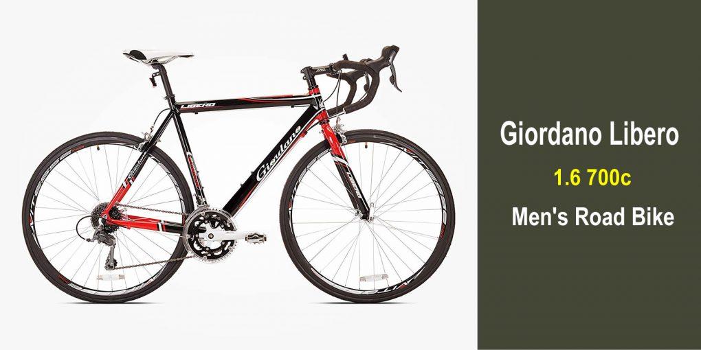 44161e6bb07 Giordano Libero 1.6 Men's Road Bike Review