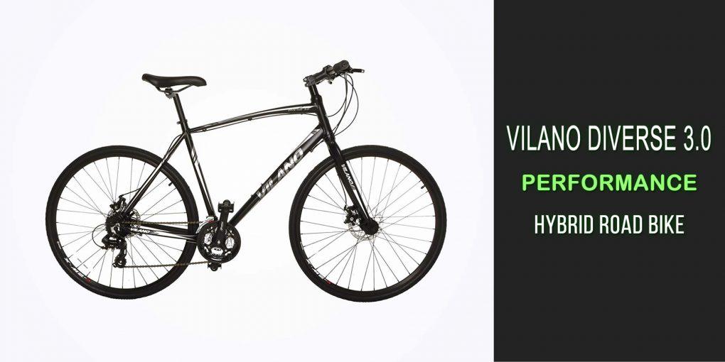 Vilano Diverse 3 0 Performance Hybrid Road Bike Review