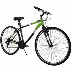 Columbia Cross Train 700c Men's Fitness Hybrid Commuter Bike