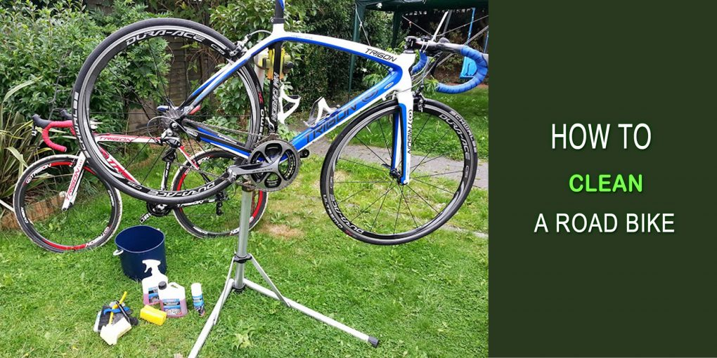 How To Clean A Road Bike – Guide From Expert Biker!