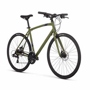 RALEIGH Cadent 2 Urban Fitness Bike Review