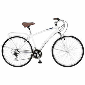 Schwinn Men's Community 700c Hybrid Bicycle
