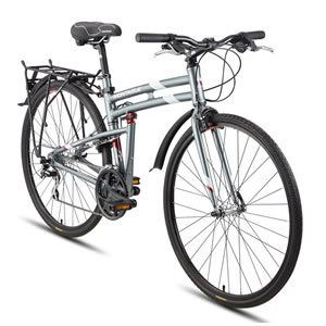 Montague Urban Folding 700c Pavement Hybrid Bike