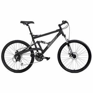 2018 Gravity FSX 2.0 Dual Full Suspension Mountain Bike