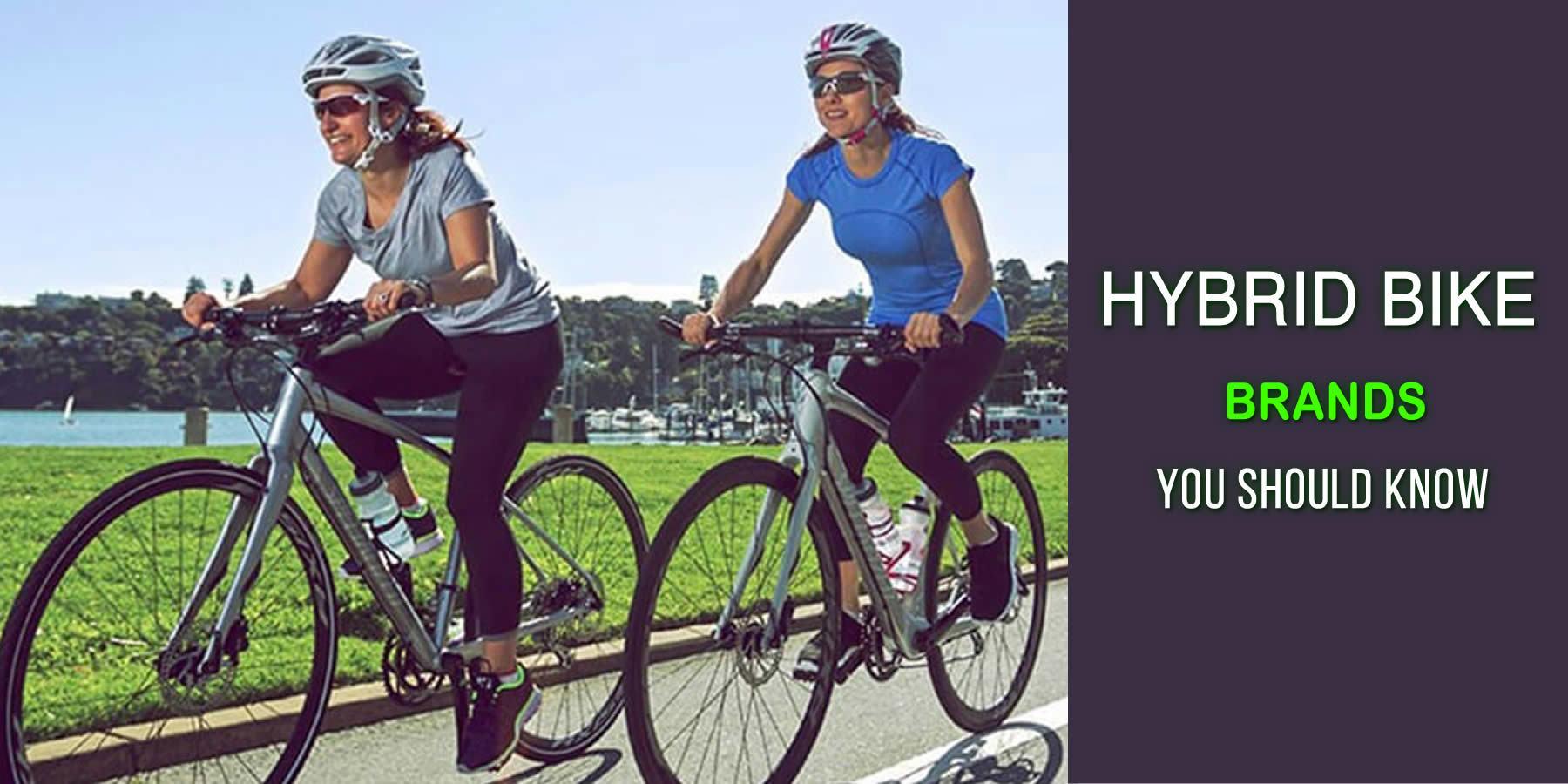 Best Hybrid Bike Brands You Should Know