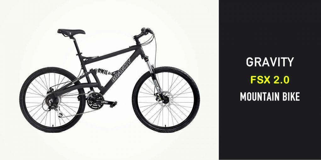 Gravity FSX 2.0 Mountain Bike Review
