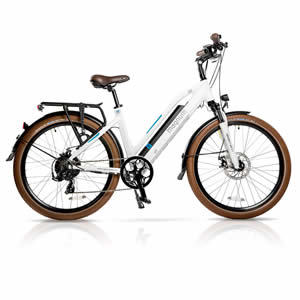 Magnum Ui5 Electric Hybrid City Bike Details