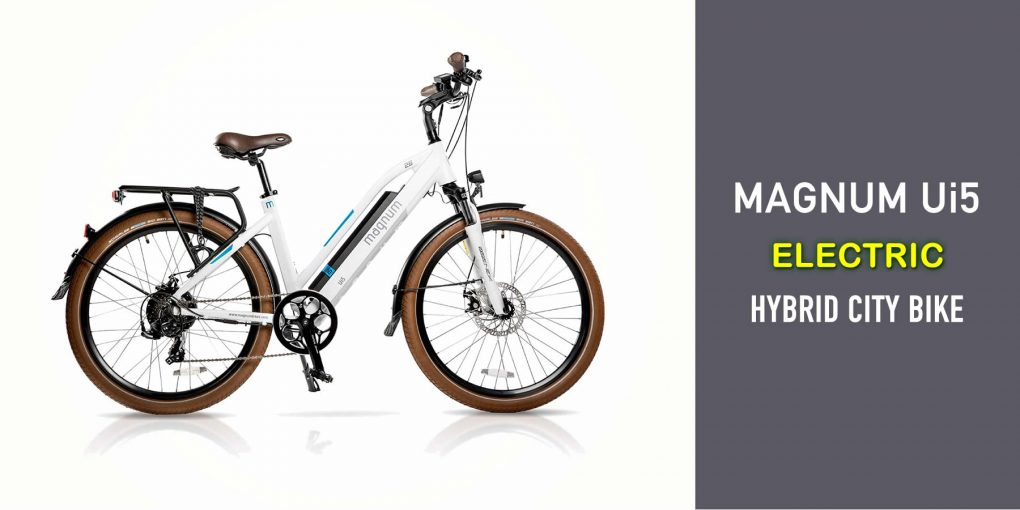 Magnum Ui5 Electric Hybrid City Bike Review