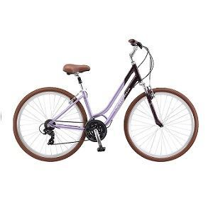 Schwinn Capital 700c Hybrid Bicycle Men's and Women's Frame Styles Review
