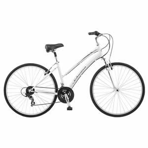 Schwinn Network 1.0 700c Women's 16 Hybrid Bike