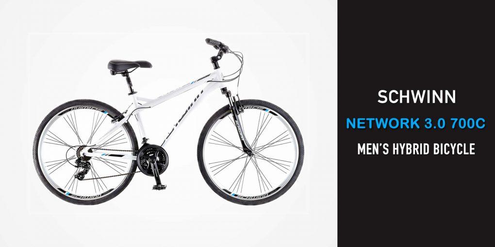 Schwinn Network 3.0 700C Men's Hybrid Bicycle Review