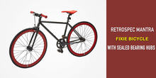 Retrospec Mantra Fixie Bicycle With Sealed Bearing Hubs Review