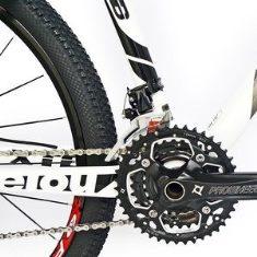 BEIOU BO-CB018 Carbon Fiber Hardtail Mountain Bike Paddle Chain