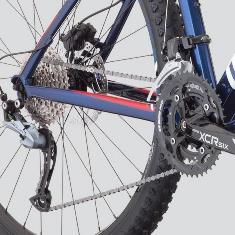 Diamondback Bicycles Overdrive Sport 3x9-Speed Drivetrain
