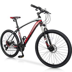 Merax 26 inch Mountain Bicycle with Suspension Fork