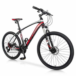 Merax 26 inch Mountain Bicycle with Suspension Fork Review