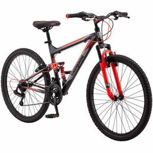 Mongoose Status Status 2.2 Mountain Bike for Men and Women