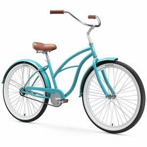 sixthreezero Women's Beach Cruiser Bicycle