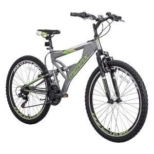 Merax FT323 Full Suspension Mountain Bike