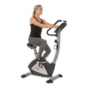 Sunny Health & Fitness Endurance Zone Upright Bike - SF-B2956