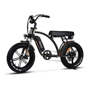 Addmotor Motan M60 Cruiser Electric Bike Review