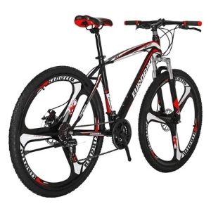 Eurobike Mountain Bikes X1 21 Speed Dual Disc Brake