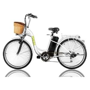 NAKTO 26 inch 250W Cargo Electric Bicycle Sporting Shimano 6 Speed Gear EBike Review