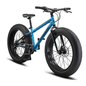 Mongoose Argus ST & Trail Fat Tire Mountain Bike Review