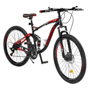 Outroad Fat Tire or Ordinary Tire Bike Mountain Bike Review